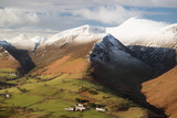 High Snab Bank from Cat Bells