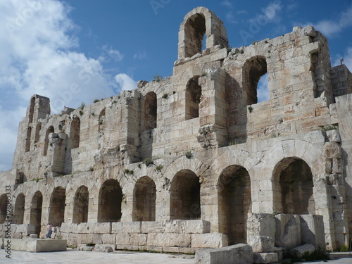 Odeon des Herodes Atticus, Ateny