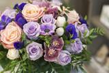Fototapety Красивый букет цветов крупным планом