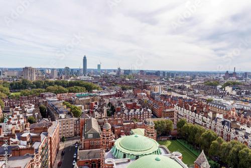 Foto op Plexiglas London South London skyline