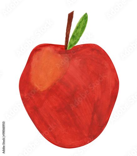 painted apple - 198168950