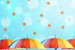 Monsoon sale concept