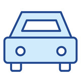 PKW Vector Icon