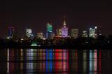 Warszawa, panorama miasta - 198184301
