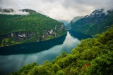 Scenic Norwegian Fjords