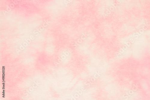和紙 テクスチャ ビンテージ ピンク