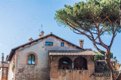 Fotobehang Rome Calssic Italy