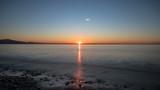 Casares Beach at sunrise