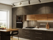 New modern kitchen interior - 198437748