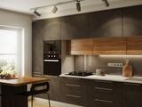 New modern kitchen interior - 198437748
