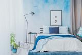 Romantic bedroom interior - 198468106