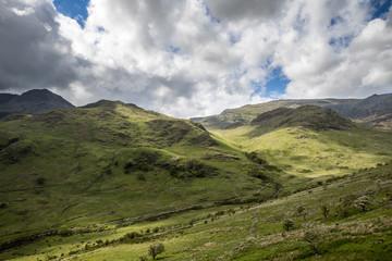 Nationalpark Snowdonia - Wales