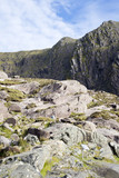woman among the mountains in the ring of kerry