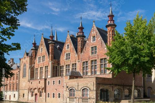 Foto op Canvas Brugge Bruges impressions