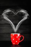 Red coffee mug - 198571105