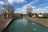 Grand Morin river in Seine et Marne