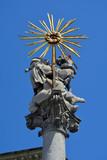 Trinity column in Bratislava - Slovakia.