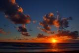 Sonnenuntergang am Golf von Salerno
