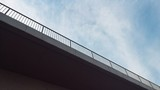 Low angle view of the bridge with sky in the background - 198657940