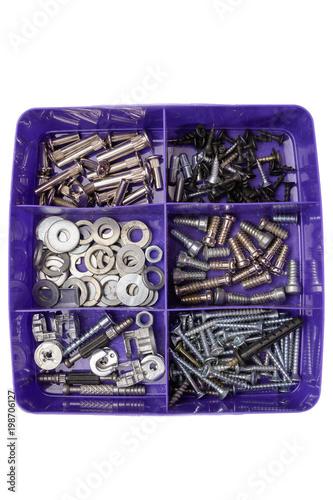 the box screws