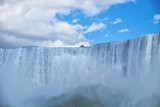 Canada, Niagara falls, travel, attractions, city, water, river, sky, nature, rainbow