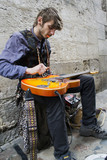 Artiste de rue. Guitariste - 198823742