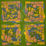 Color paper texture - 198849718