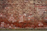 Old brick wall, industrial background - 198850972