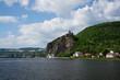 Leinwanddruck Bild - Burg Strekov, Tschechien