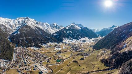 Stubai, Tirol, Stubaital, Österreich