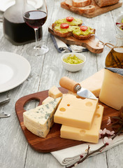 Cheese plate © goir