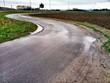 Strada bagnata - 198890505