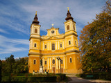 The Roman-Catholic Cathedral The Assumption of the Blessed Virgin Mary in Oradea, Bihor County, Romania - 198906311
