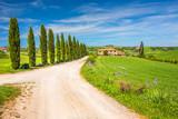 Beautiful landscape in Tuscany, Italy - 198925537