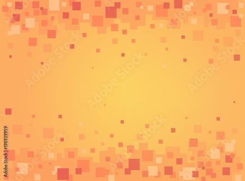 Ilustracja abstrakcyjna futurystyczne kolorowe tło w stylu pikseli
