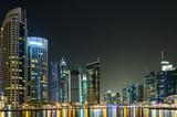 Night city Dubai