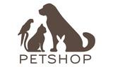 Pet Veterinary Dog Cat Rabbit Hund Katze Haustier Logo Vektor - 198964353