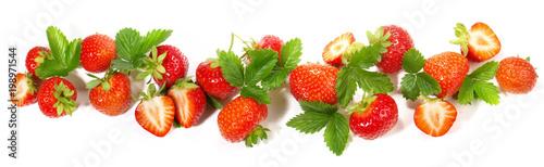 Erdbeeren - Panorama - 198971544