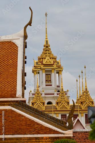 Tuinposter Bangkok Wat in Bangkok.