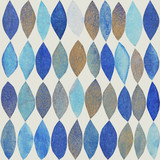 Seamless collage pattern