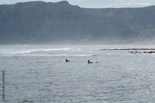 Surfeur, San Juan, Famara, Lanzarote  - 199011321