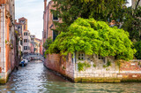 Scenic view of the streets in Venice, Italy