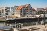 Bydgoszcz cityscape Stary Port, Poland