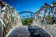 Footbridge in Fredericton