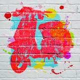 Graffiti, transport - 199103951
