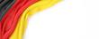 Leinwanddruck Bild - Germany Flag
