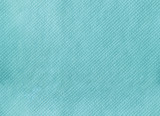 Paper napkin embossing seamless texture. tiffany color background - 199195132