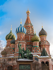 St. Basil's Cathedral World Heritage in Russia