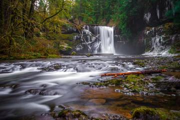 Silver Falls - Oregon