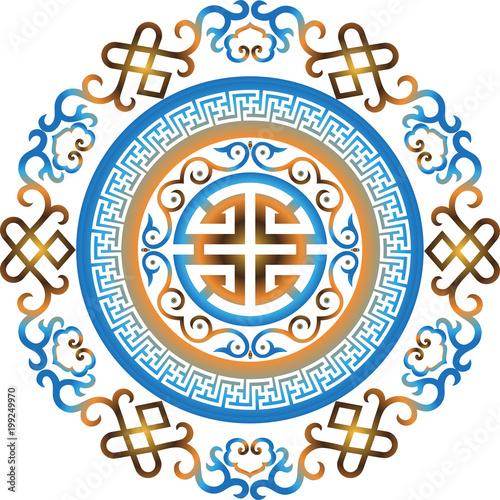 orientalny-chinski-ornament-azjatycki-tradycyjny-wzor